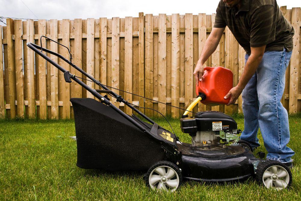 Gas Mower electric vs. gas mowers