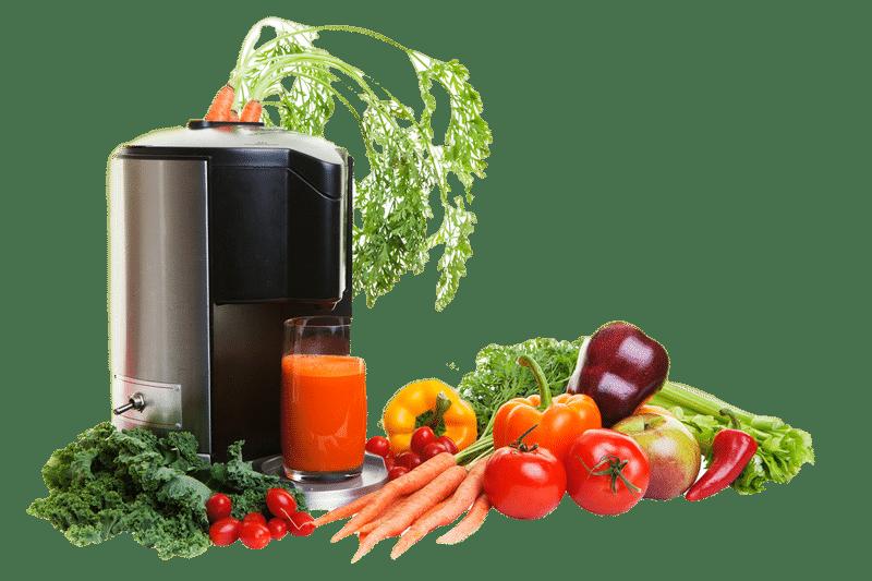 Juicer for Greens