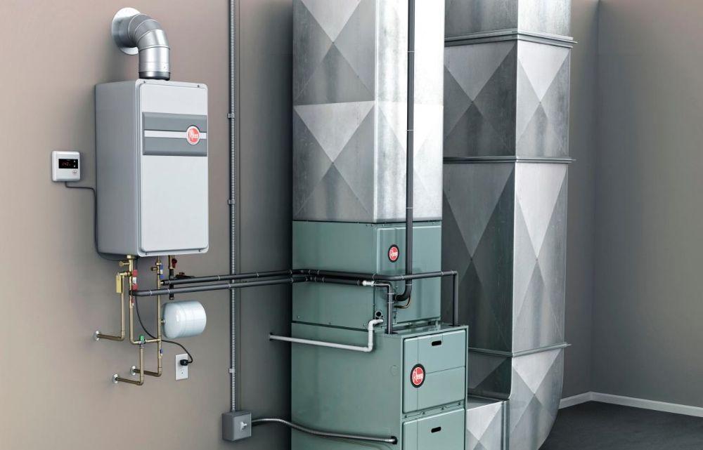 Heat Pump vs Furnace - Furnace