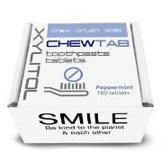 Chewtab Mint Toothpaste Tablets