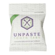 Unpaste Toothpaste Tablets