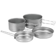Snow Peak Titanium The best titanium camping cookware set
