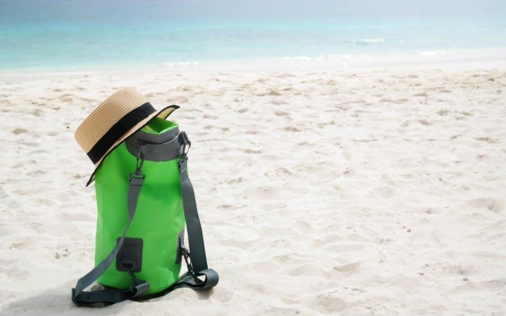 The Best Dry Bag on Beach