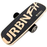 URBNFit Wooden Balance Board Trainer