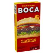 Boca Original Veggie Burger