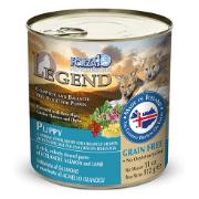 Forza10 Nutraceutic Legend Puppy Icelandic Salmon & Lamb Recipe Grain-Free