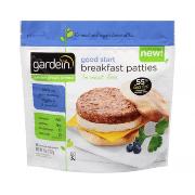 Gardein Good Start Frozen Breakfast Patties