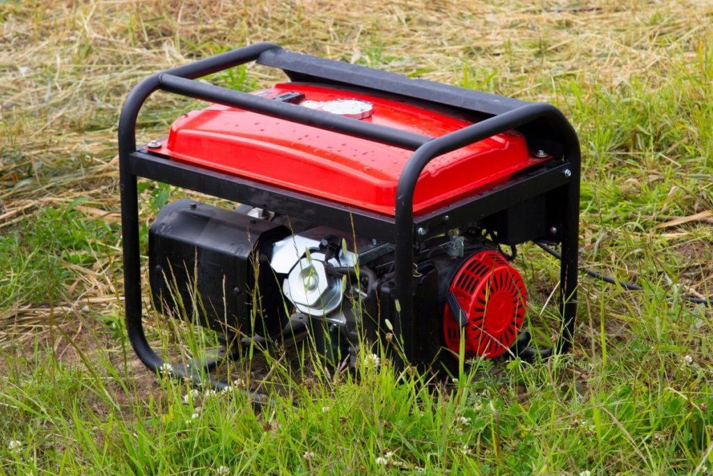 Best Camping Generator in Grass
