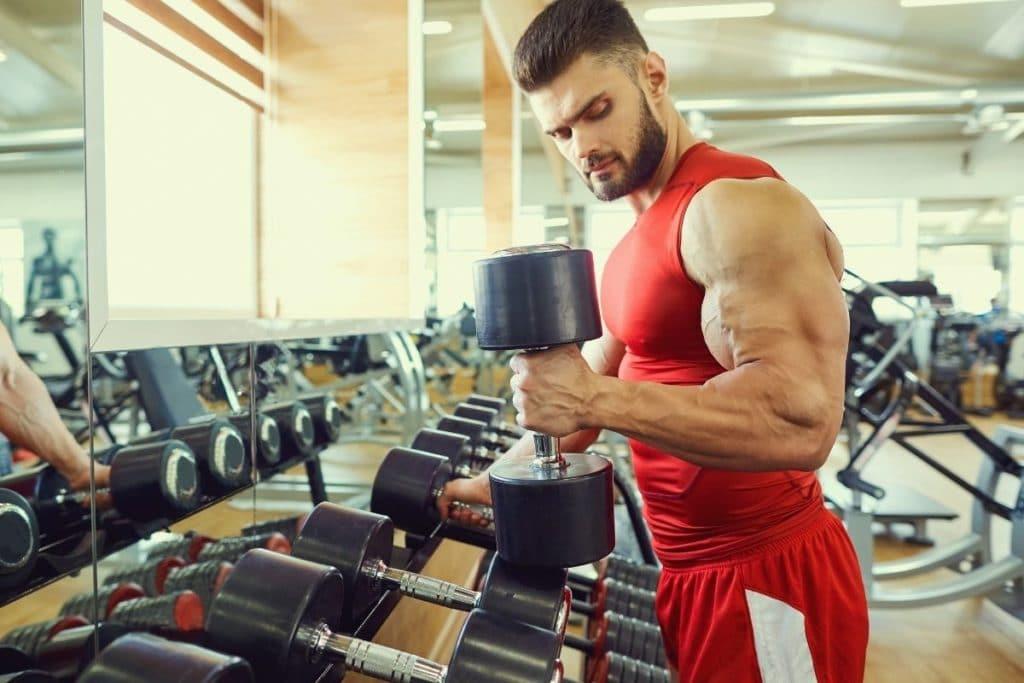 Kettlebell vs. Dumbbell Bodybuilding