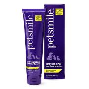 Petsmile Professional Natural London Broil Flavor Pet Toothpaste, 4.5-oz tube