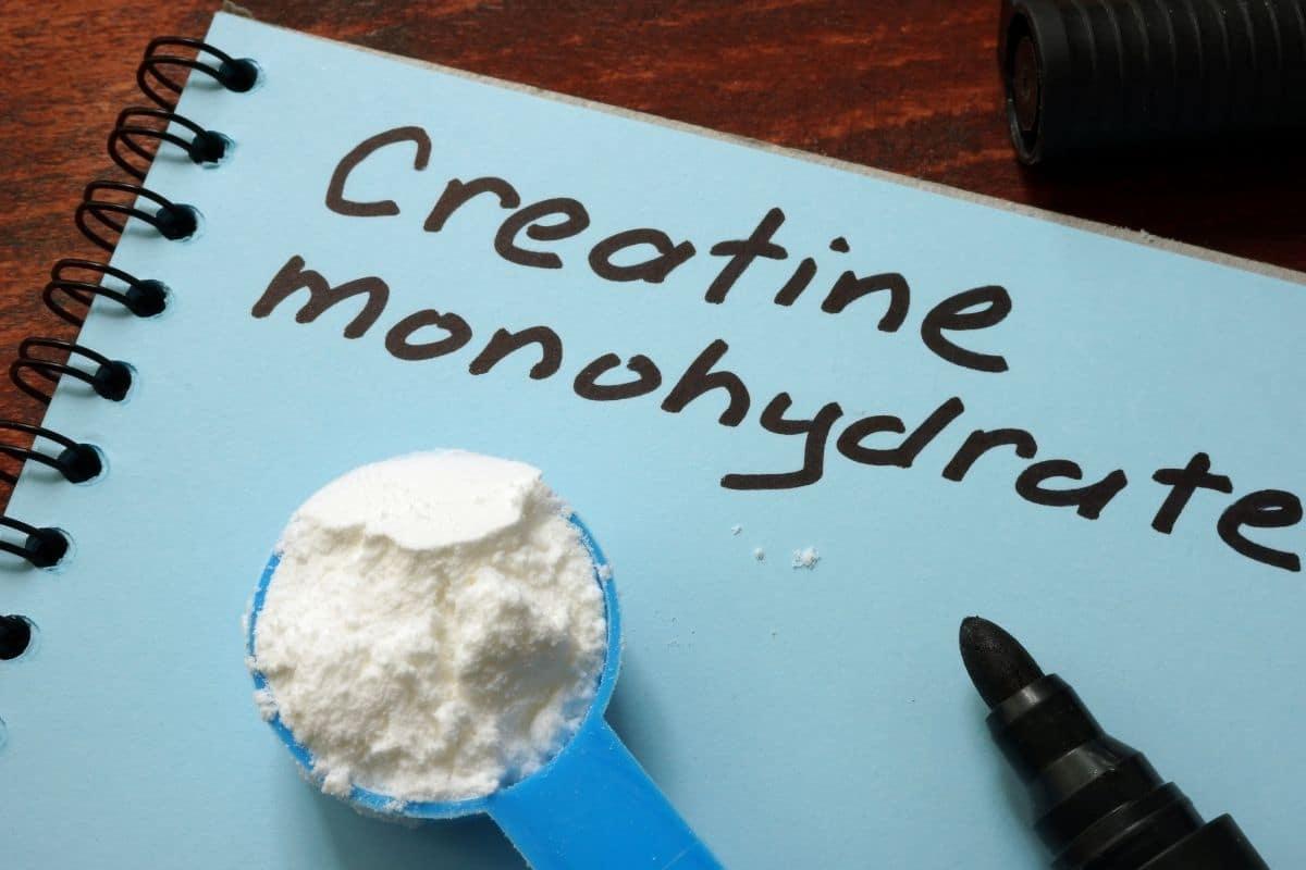 Best Creatine Monohydrate Powder on Notebook