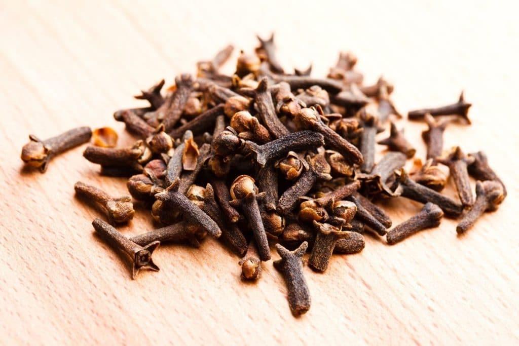 Clove benefits of chai tea