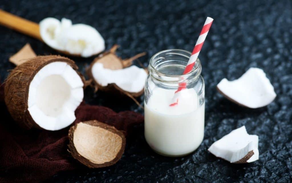 Coconut Milk best milk alternatives for toddlers