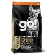 Go! SENSITIVITIES Limited Ingredient Duck Grain-Free Dry Dog Food
