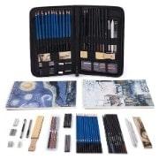 Professional Art Set 50 PCS Drawing and Sketching Set