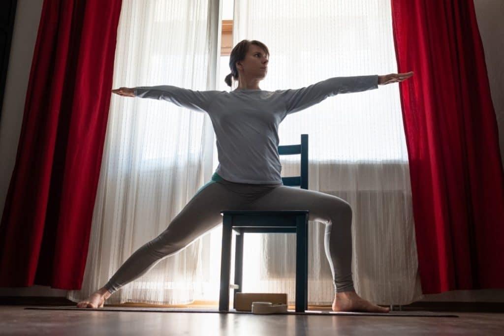 Benefits of Chair Yoga