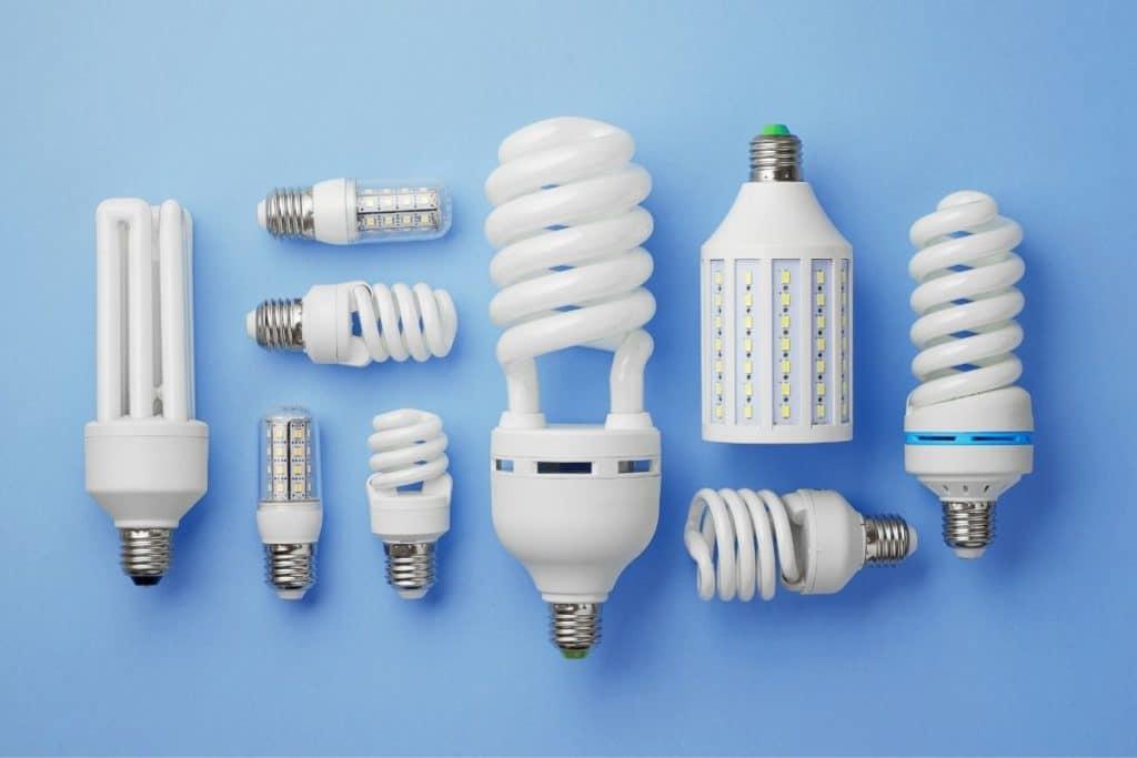 Halogen vs LED vs CFL