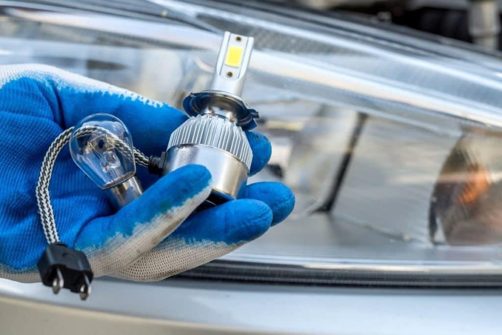 Halogen vs LED vs CFL for Car Lights