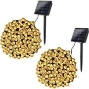 Joomer LED Solar String Lights