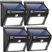 URPOWER Motion Sensor Outdoor Solar Lights