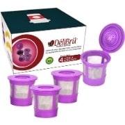 DeliBru Reusable K-cups