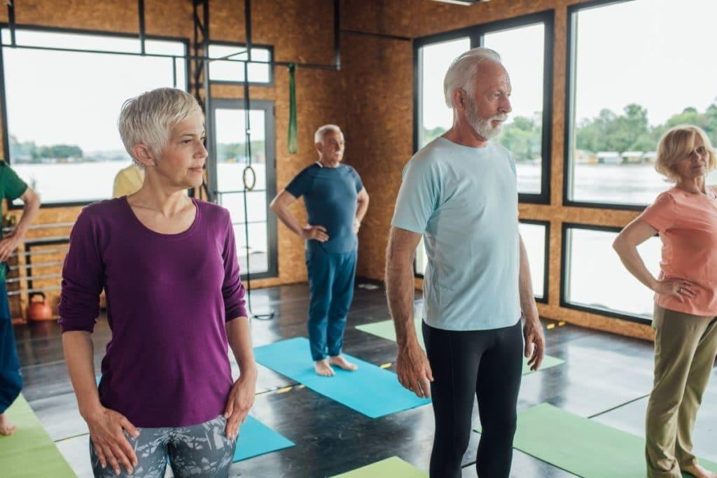 Tai Chi vs Yoga