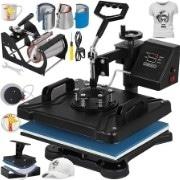 VEVOR 8 in 1 Digital Sublimation Heat Press Machine