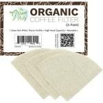 The Green Polly Organic Hemp Cloth Coffee Filter