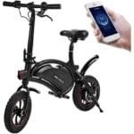 ANCHEER 12″ _ 350W Folding Electric Bike