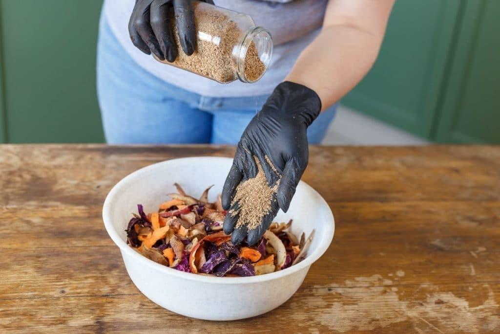 Creating Bokashi Compost Tea