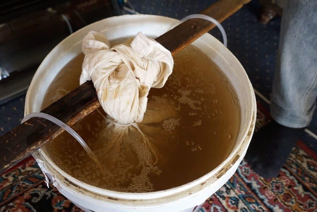 Home Made Compost tea