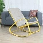 Waylon Patio Rocking Chair with Cushions