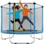 Annzoe Indoor and Outdoor Kids Trampoline