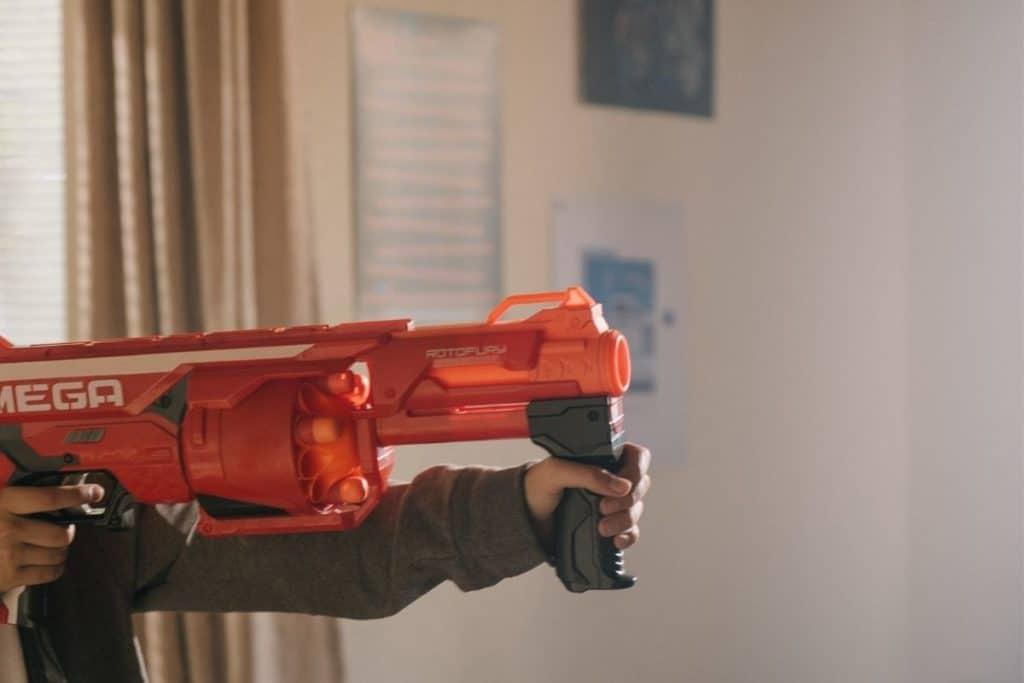 Best nerf guns for kids