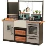 KidKraft Wooden Farm to Kitchen Playset