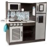 Melissa & Doug Wooden Chef's Pretend Toy Kitchen