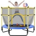 Merax Mini Trampoline for Kids