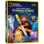 National Geographic Stunning Chemistry Set