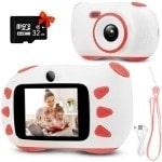 RUMIA Kids Digital Camera
