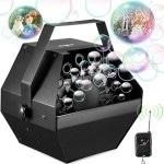 Theefun Wireless Bubble Machine