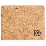 Ten Tree Cork Card Wallet