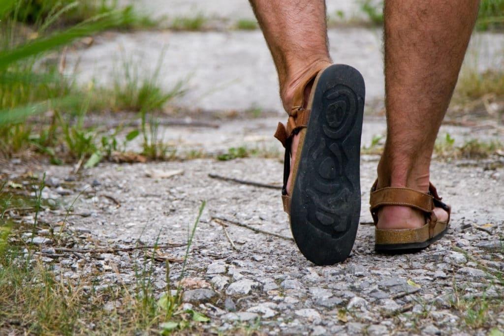 best men's sandals for walking