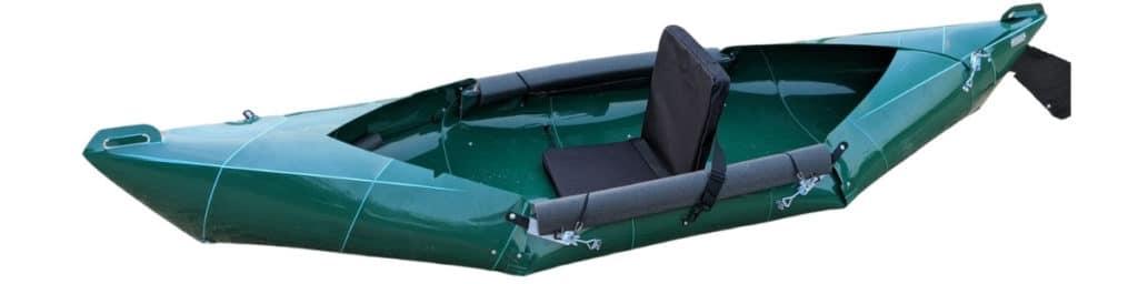 tucktek foldable kayak review