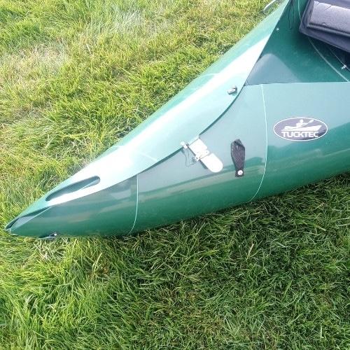tucktec folding kayak review