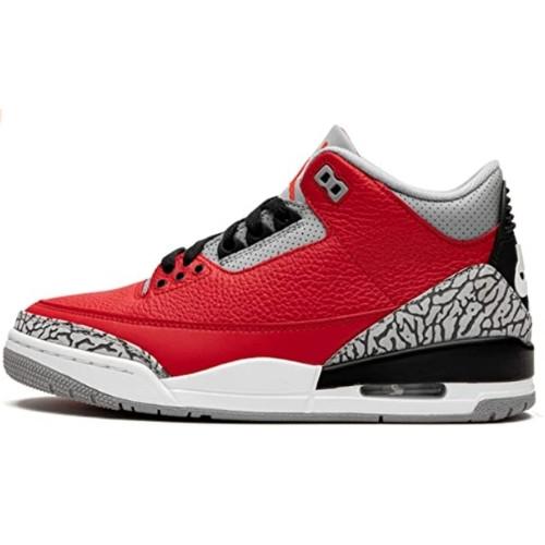 Air Jordan 3 Retro Red Cement